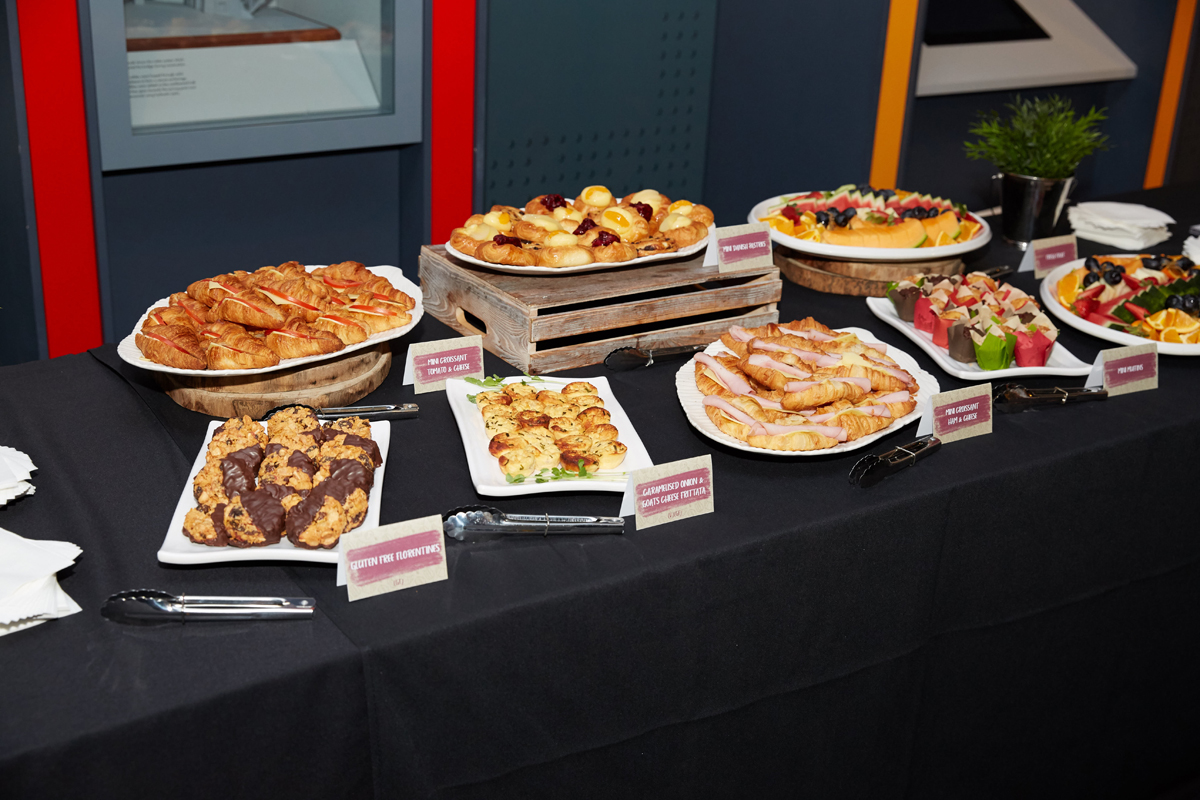 Snacks-the-book-launch